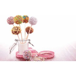 €19 Creative Cake Pop Decorating