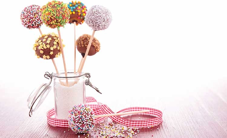 Creative Cake Pop Decorating