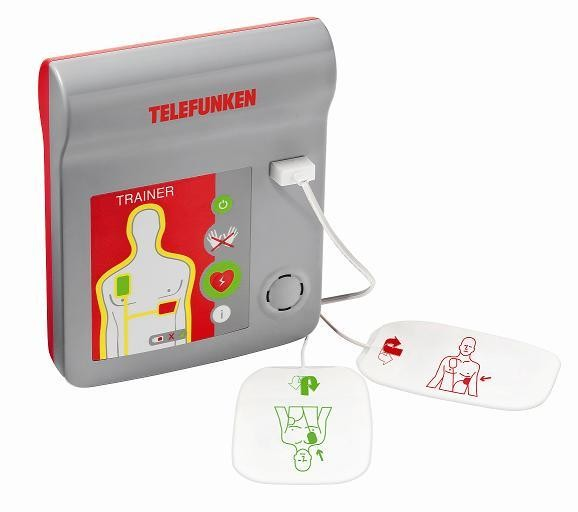 Telefunken AED Trainer