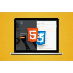 €9 Responsive Web Design & Web Development - HTML5 & CSS3