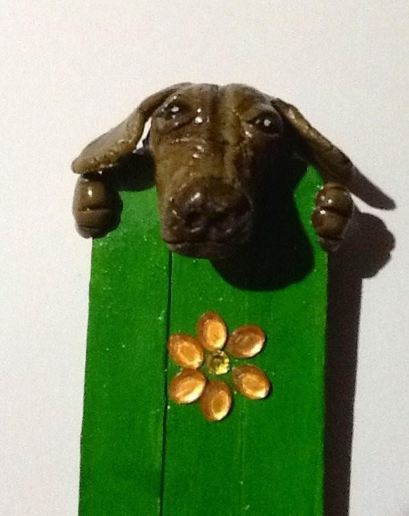 Laura's Fairy Doors Bookmarks