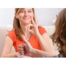 €19 British Sign Language Diploma Course