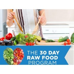 €29 30 Day Ultimate Raw Food Programme