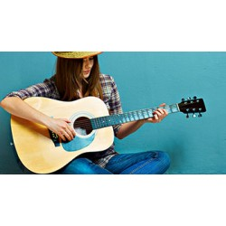 €9. Was €395. Diploma in Guitar Basics