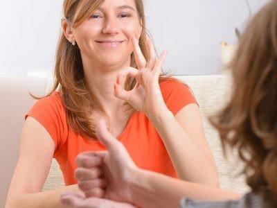 €29 British Sign Language Diploma Course