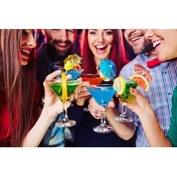 £/€/$4 Cocktail Training & Menu Creation Course W Certificate