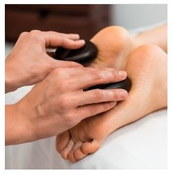 €29 Hot Stone Reflexology Diploma Course Online