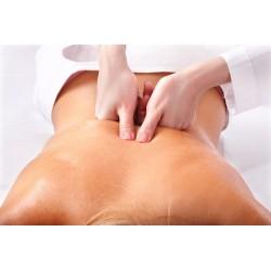 60/30 Deep tissue massage + Reflexology + Foot Scrub