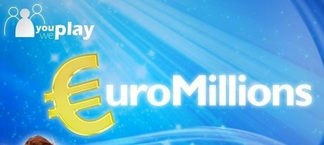 €9 500 EuroMillions Lines & 500 Millionaires Raffle Tickets Online