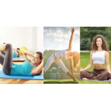 €19 Yoga & Bodyweight Training: Transform Your Body Bundle