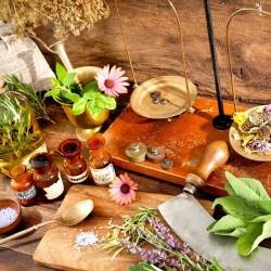 €5 Advanced Master Herbalist Audio Course