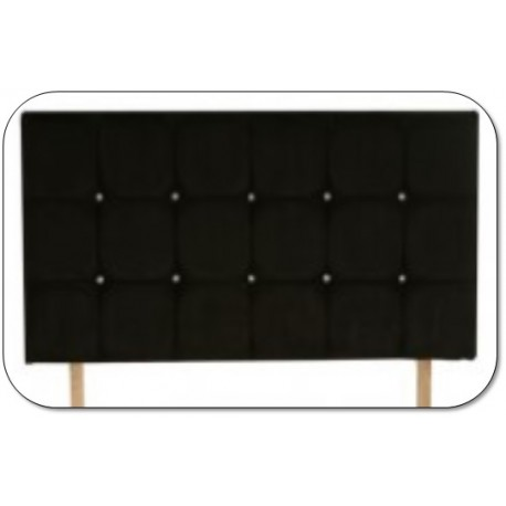 €51 Off 2ft 6 3ft 4ft 5ft 6ft roma diamante designer double single king queen size headboards online cheap sale ireland shop
