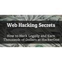 $/€/£399 Web Hacking Secrets Online Course
