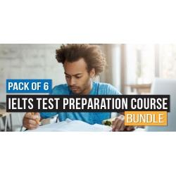 $/€/£60 IELTS Test Preparation Course Bundle