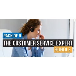 $/€/£39 Pack of 6 - The Customer Service Expert Bundle