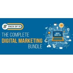 $/€/£96 Pack of 15 – The Complete Digital Marketing Bundle