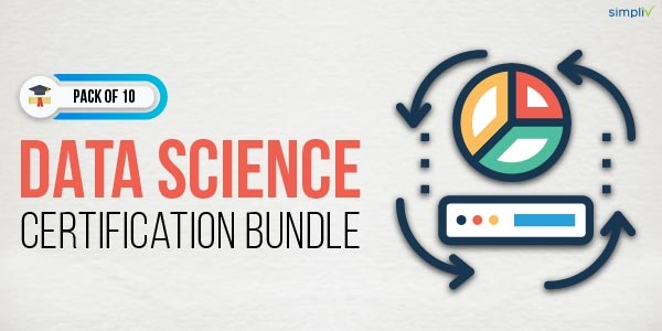 $/€/£87 Pack of 10 - Data Science Certification Bundle