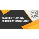 $/€/£81 Pack of 10 - Teacher Training Certification Bundle