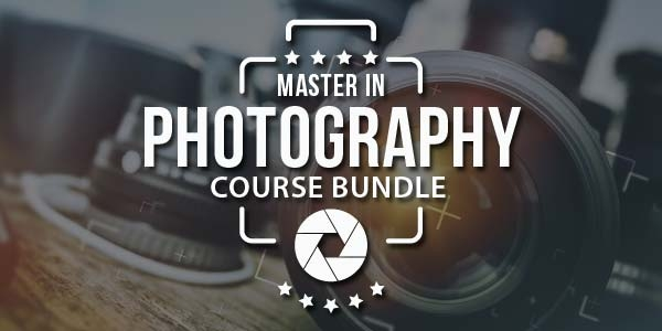 $/€/£76 Pack of 10 - Mastery in Photography Course Bundle