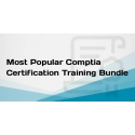 $/€/£60 Most Popular Comptia Certification Training Bundle