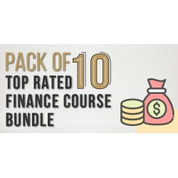 $/€/£81 Pack Of 10 - Top Rated Finance Course Bundle