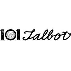 101 Talbot Street Dinner Deal 56% percent discount. €49. 2 X 3 Course Dinner (Was €86.90) @ 101 Talbot
