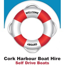 Cork Harbour Boat Hire. 2 Hr Wknd Tour €85. Was €95. Family Fun Days Out